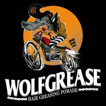 WOLFGREASE Pomade Shop