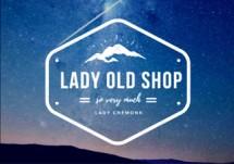 Lady Old Shop