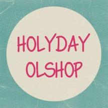 HOLYDAY OLSHOP