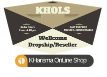 KHarismaOnlieShop(KHOLS)