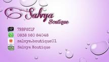 Salvya Boutique