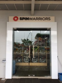Spin Warriors
