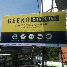 Geeko komputer