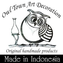 Owl Town Home Decoration