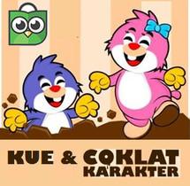 Kue & Coklat Karakter