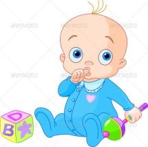 ami baju bayi dan anak