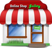 Online Shop Gallery