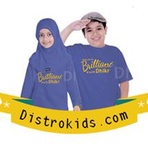 Distro Kids Kaos Muslim