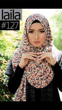 AR Hijab Instan