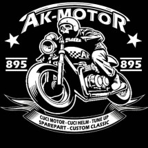 Ak motor 895