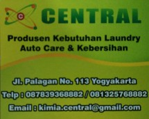 central laundry