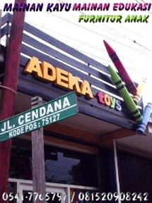 ADEKA Toys Samarinda