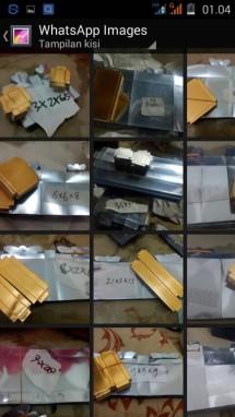 box mika souvenir