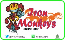 Iron Monkeys Online Shop