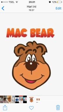 Mac Bear
