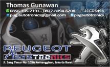 Peugeot AutoTronics