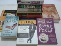 2nd Hand Book Collection