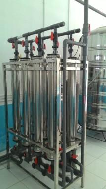 galaxi water treatment