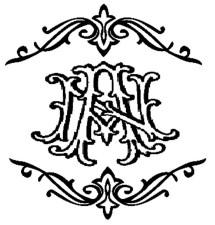 Batik AN