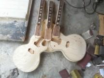 caspo guitar customNpart