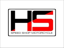HS speed shop motorcycle