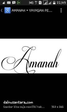 Nining Amanah