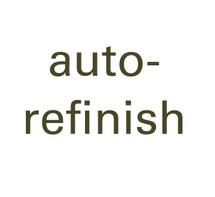 Auto Refinish Supplies