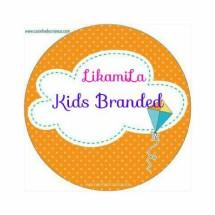 LikaMila Kids Branded