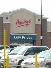 Always Low Prices