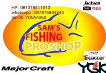 Sam's fishing proshop