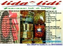 LIDA LIDI Rp 8.000
