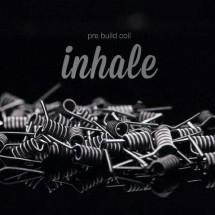 INHALE Prebuild Coils