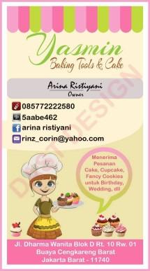 yasmin baking tools cake