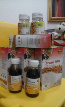 MAMA BREAST MILK SOYA