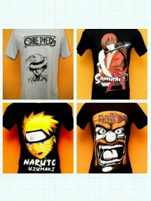 Kaos game COC,Animes dll