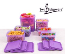 TwinTulipwareMatariPagi