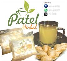 Jahe Bubuk Patel Herbal
