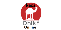Kaos Dhikr Online