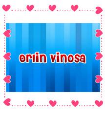 Orlin vinosa