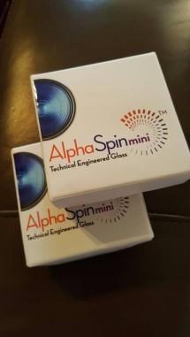 Alpha Spin mini