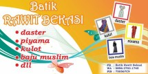 #BatikRawitBekasi