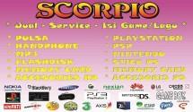 Scorpio gemstone