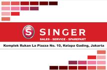 Singer Store Jakarta