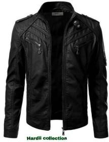 jacket semi kulit indust