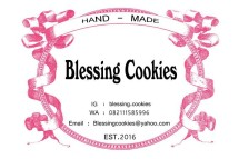 Blessing Cookies