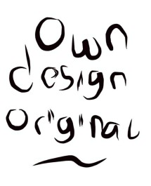 own design original