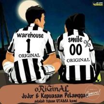 warehouse smile