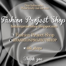 Fashion Project Shop