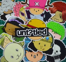 Untitled Sticker