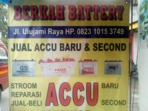 BERKAH BATTERY